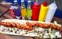 فستفود هّپی پُ تِی تُ با ساندویچ های یک متری