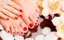 پارافین تراپی دست یا پا در آرایشگاه مه رویان