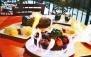 رستوران ساحلی مروارید با منوی باز و چای سنتی