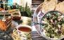 صبحانه ای دلنشین در باغ چای اصفهان