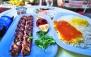 رستوران صفدری شاندیز با منو غذای ایرانی