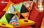 کارگاه آموزش تیکه دوزی در آکادمی هنر ماندگار پارسی