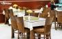 رستوران هتل ایران با منو باز غذاهای ایرانی