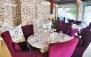 رستوران یاس با پکیج دو نفره غذاهای فست فودی