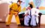 نمایش شاد و خنده دار الاغ نادان در سینما تئاتر ایران