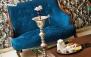 کافه تاریک با سرویس چای سنتی مصری VIP