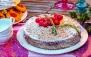 آموزش کیک خامه ای مدرن در سرای محله سپهر