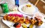 رستوران مشتی با منو غذای ایرانی (انواع چلو)