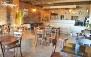 پاستا، اسنک و سالاد در کافه رستوران کلبه هنرمندان