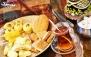چایخانه شب های پیروزی با سرویس سفره خانه ای عربی