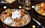 کافه رستوران سنتی تنبور با سرویس سفره خانه ای