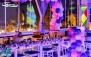 پذیرایی شاهانه در رستوران لوکس دریاباز