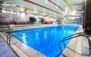 شنا در استخر شهرک امید