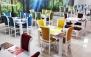 چلو ماهی قزل آلا در رستوران فرحزاد (اردبیل)