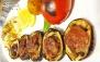 لذیذترین غذاهای ایرانی در سفره خانه نیستان