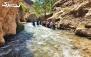 تور دره زمان رودخانه نوردی مهیج یک روزه