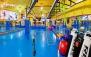 TRX و باله در باشگاه ورزشی جام