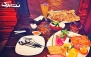 بوفه افطار کامل و با کیفیت در کافی شاپ نیمکت