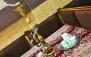سرویس سنتی عربی در سفره خانه عطر سیب