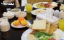 صبحانه سلف سرویس در هتل پارت اصفهان