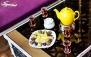 سرویس سفره خانه ای عربی در رستوران شاندیز رویال