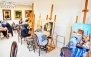 آموزش نقاشی در آکادمی هنر روشان