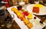 انواع کباب در رستوران کاخ لیان
