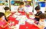 بازی های فکری کودکانه در موسسه مکعب