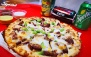 منو پیتزا در دنیای سیب زمینی