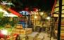 سرویس سفره خانه ای در مجموعه گردشگری باغ ایرانی