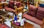 سرویس دیزی و چای سنتی در سفره خانه حیات خلوت