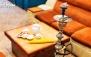 کافه رستوران باران با سرویس چای سنتی عربی