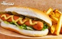 ساندویچ نیم متری در فست فود فردیس