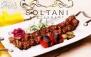 منو غذاهای ایرانی در رستوران vip سلطانی 5 ستاره