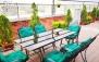 سینی مخصوص خانه سیب زمینی در فود کورت کیان سنتر 2