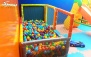 بازی و نشاط کودکانه در خانه کودک کاج