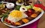 چلوکباب نگینی در هتل 3 ستاره ییلاقی سحاب
