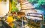 رستوران سنتی سپه سالار با بوفه صبحانه