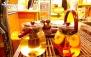 پیراشکی های خوشمزه در کافه فست فود سیار ون