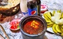 دیزی لذیذ و خوشمزه در رستوران سنتی هتل سحاب