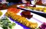 لحظات دلنشین و طعم های دلپذیر در باغ رستوران انار