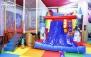 خانه بازی باران محیطی شاد برای کودکان
