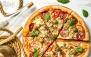 پیتزا و برگر های زغالی مخصوص ویچ لند