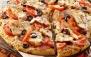 پیتزا، سوخاری، ساندویچ و برگر در برشته