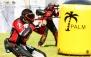 جنگ تیرهای رنگین در مجموعه ورزشی تفریحی  کوهستان