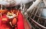 افطار و شام بر فراز ابرها در رستوران گردان برج میلاد