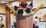 کافه بستنی شیکو با منو نوشیدنی های سرد و گرم، بستنی و معجون،شیک و نوتلا