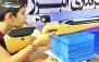 تیراندازی با تفنگ در باشگاه تیراندازی البرز سرای محله زرگنده