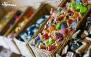 انواع شیرینی و کیک در قنادی تک