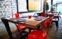 کافه رستوران پوینت با منوی باز غذاهای فرنگی